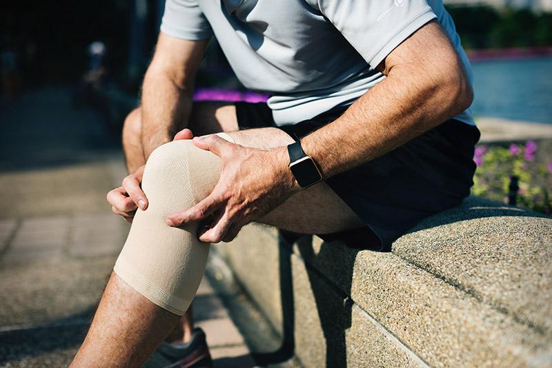 תיאור מקרה – כאבי ברכיים כתוצאה מקרע במיניסקוס המדיאלי