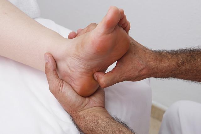 תיאור מקרה – כאבים בעקב (plantar fasciitis)