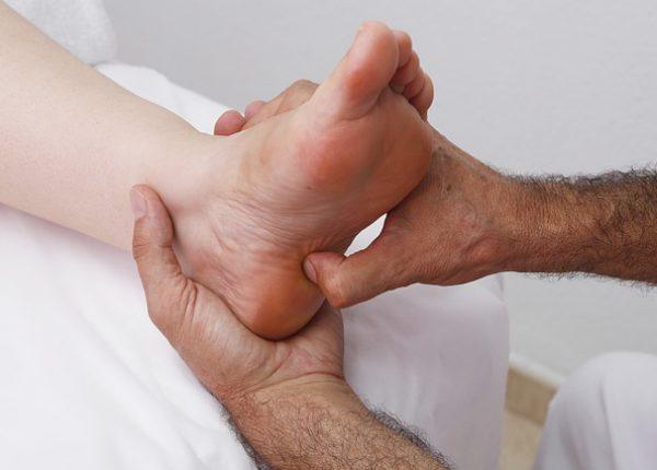 קשת גבוהה בכף הרגל – דרכי טיפול